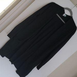 Susana Long Black Sweater